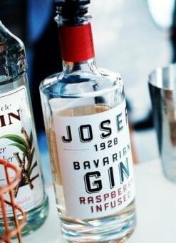 JOSEF Gin Raspberry Infused bei Lantenhammer