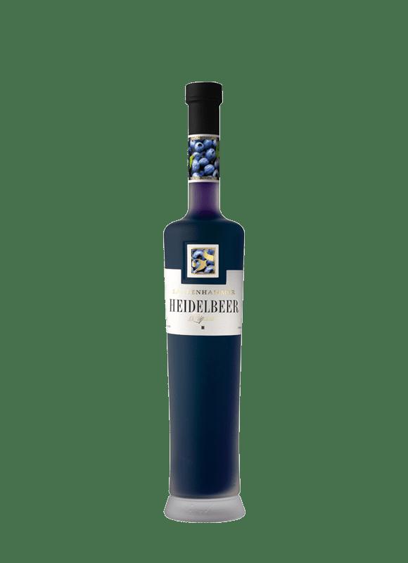 Fruchtliquere Heidelbeer 500ml Heidelbeer Liqueur