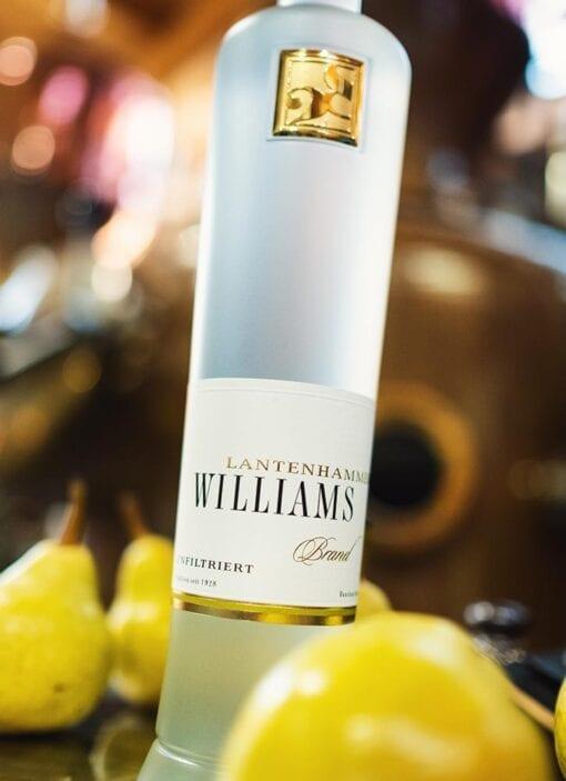 Williamsbirnenbrand unfiltriert von Lantenhammer