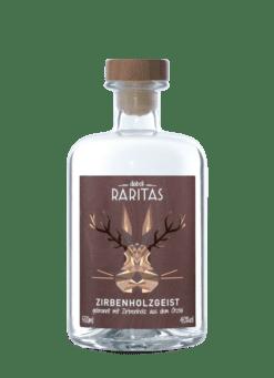 Raritas Zirbenholzgeist Art 3902