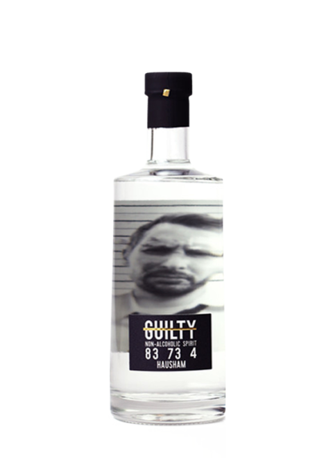 Alkoholfreier Gin Guilty 500ml Art 8900