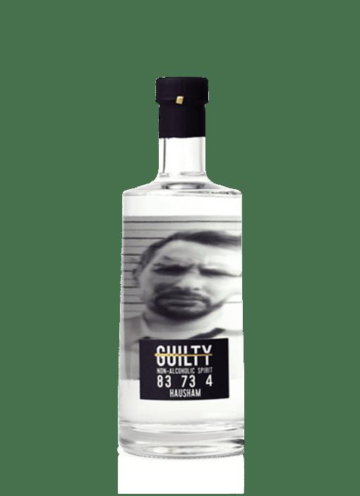Alkoholfreier Gin Guilty 500ml Art 8900