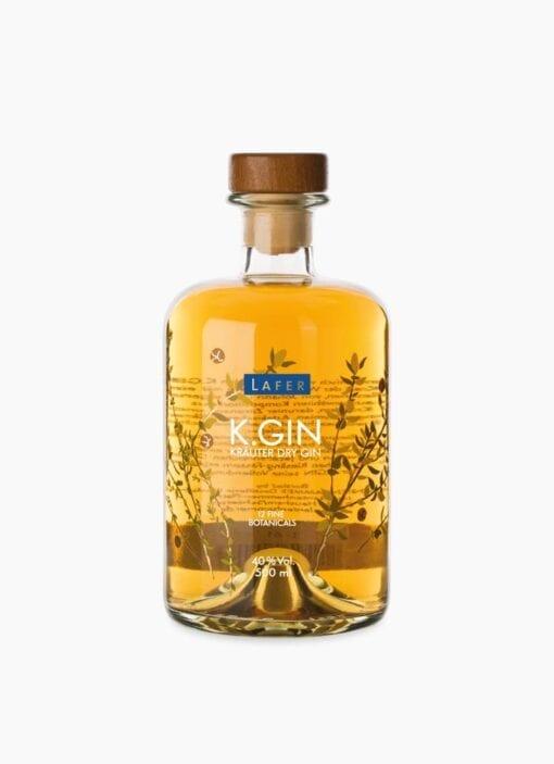 K. Gin bei Lantenhammer