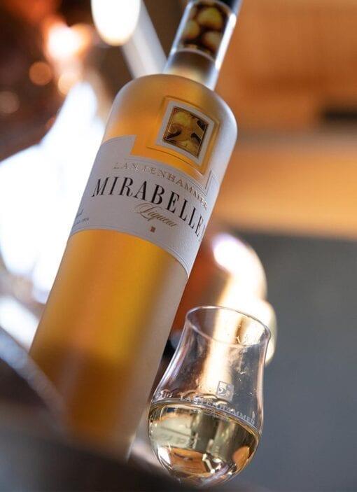 Mirabellen Liqueur von Lantenhammer