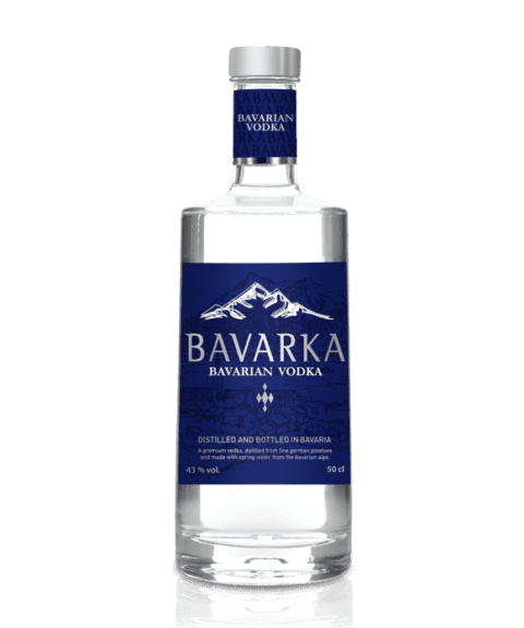 Lantenhammer Bavarka Vodka