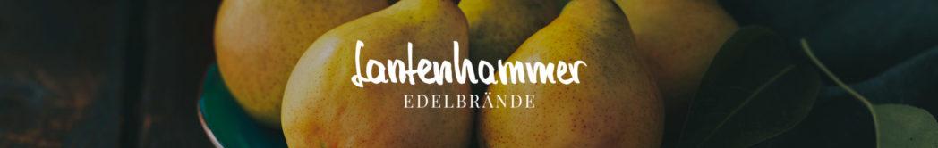 Lantenhammer Edelbraende Shop Banner