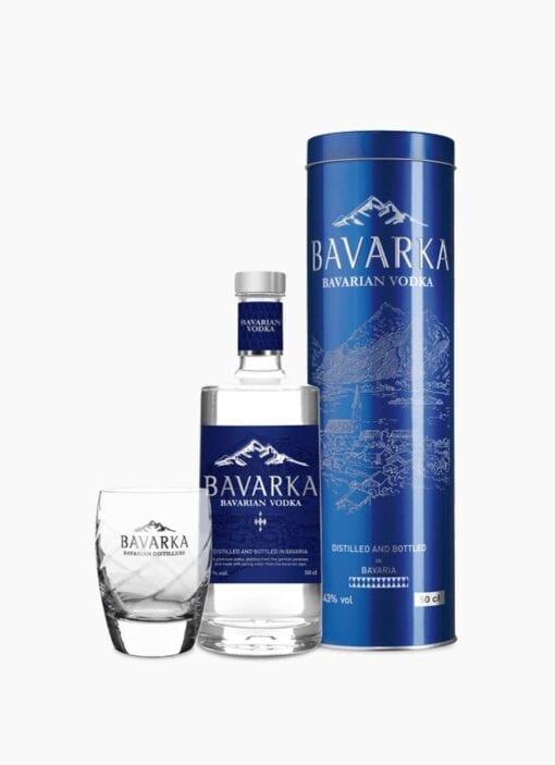 Bavarka Vodka Set beri Lantenhammer