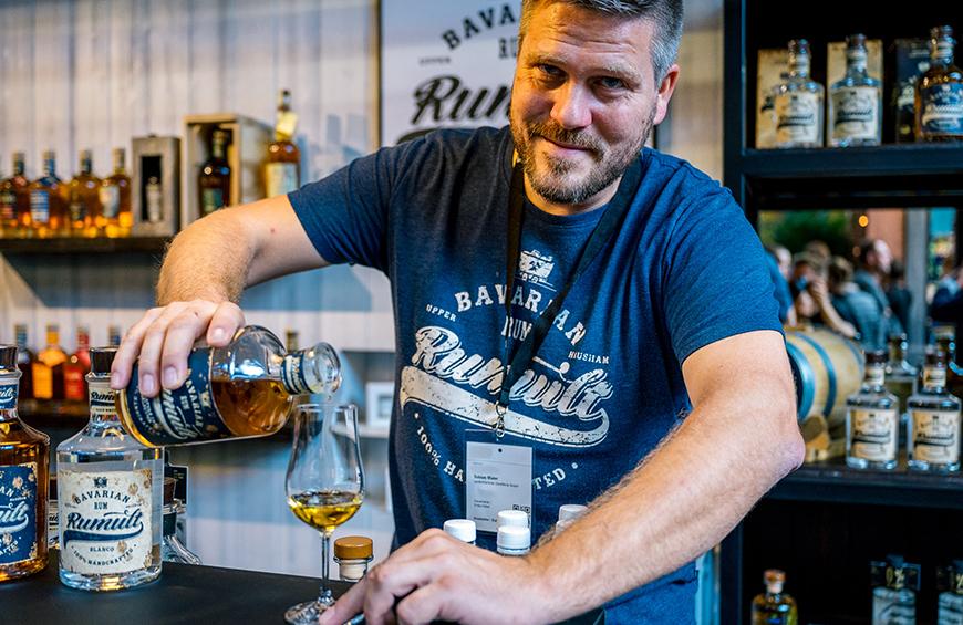 Rumult Rum bei Lantenhammer