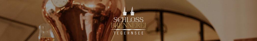 Schlossbrennerei Tegernsee Banner