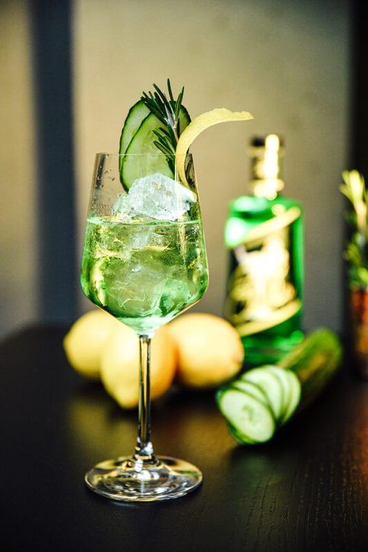 Gin Chilla Sprizz von Lantenhammer