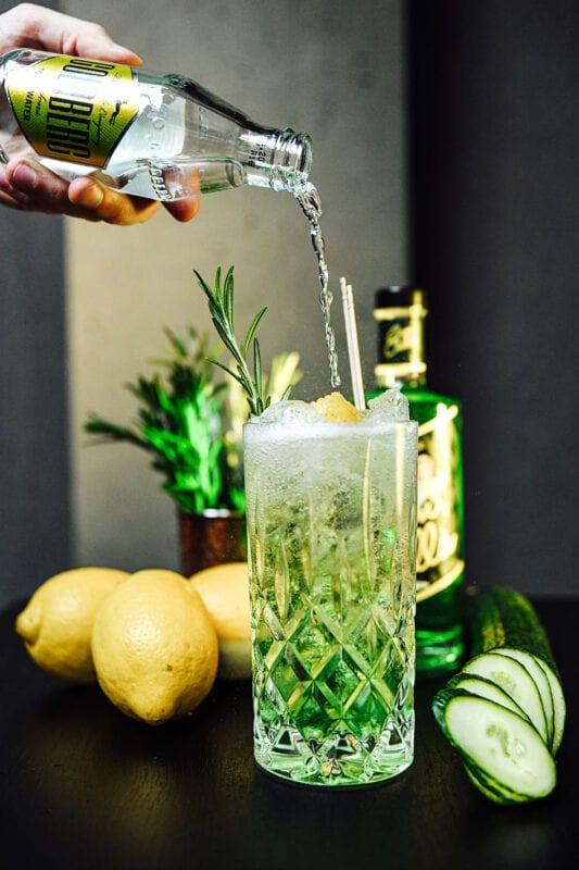 Gin Chilla Tonic von Lantenhammer