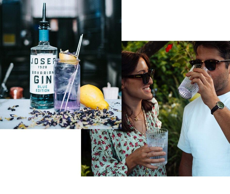 Collage JOSEF Gin