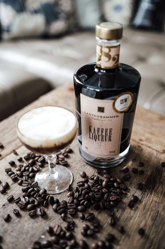 Kaffe Liqueur von Lantenhammer