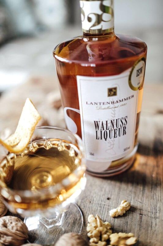 Walnuss Liqueur von Lantenhammer