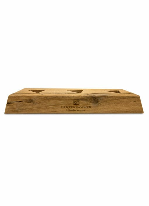Holzblock frontal von Lantenhammer