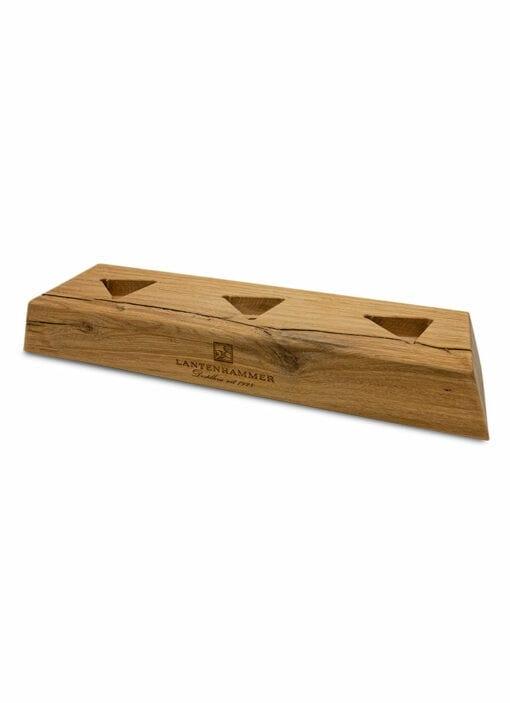 Holzblock seitlich von Lantenhammer