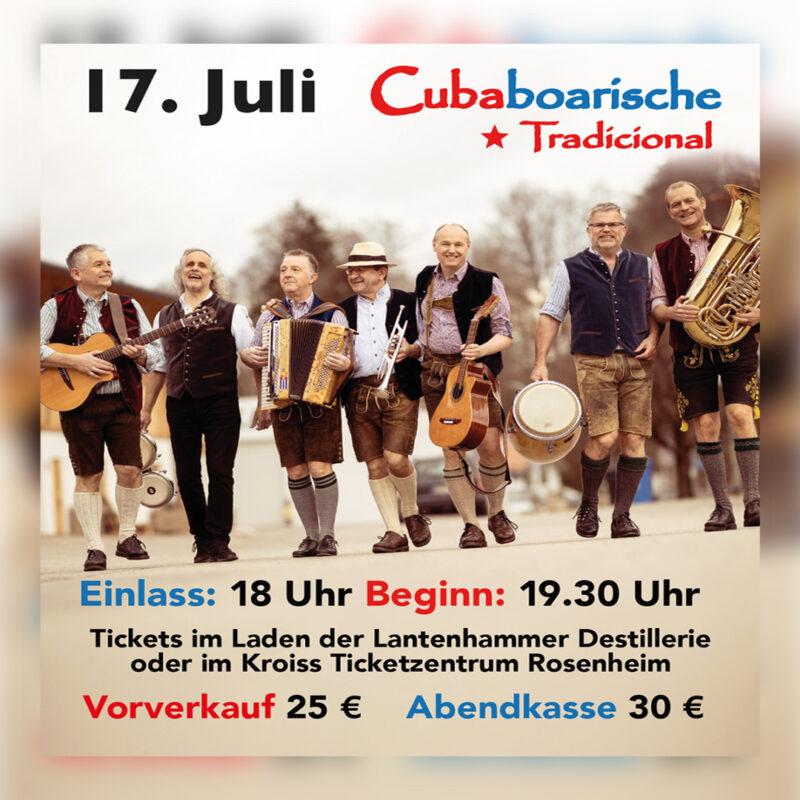 Cubaboarische Tradicional 17. Juli Bild